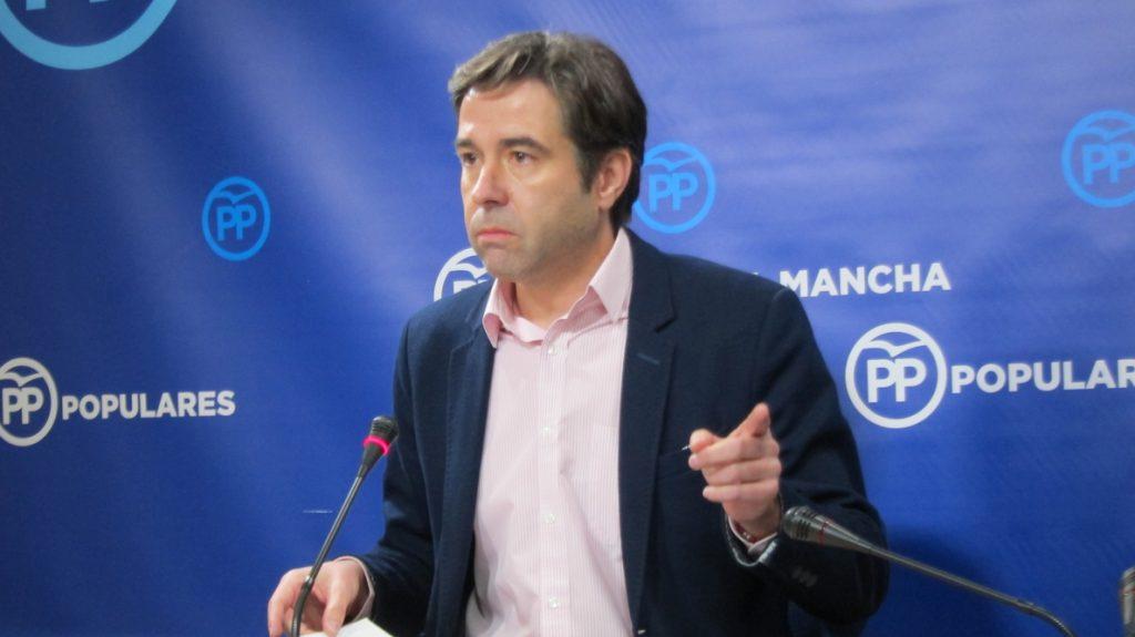 PP ve «electoralista» que Page hable de presentar los presupuestos de C-LM después de las elecciones de mayo