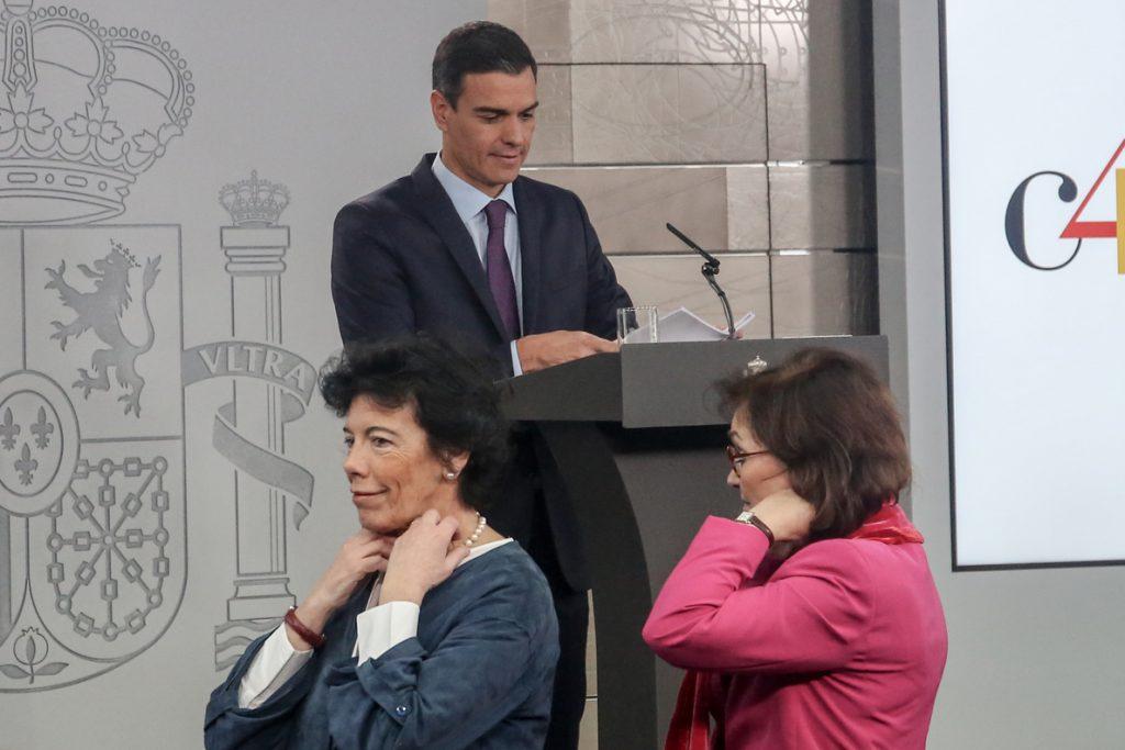 PSOE dice que en 2018 hay «muchos motivos para estar orgullosos» del país, que es «mejor» con el Gobierno de Sánchez