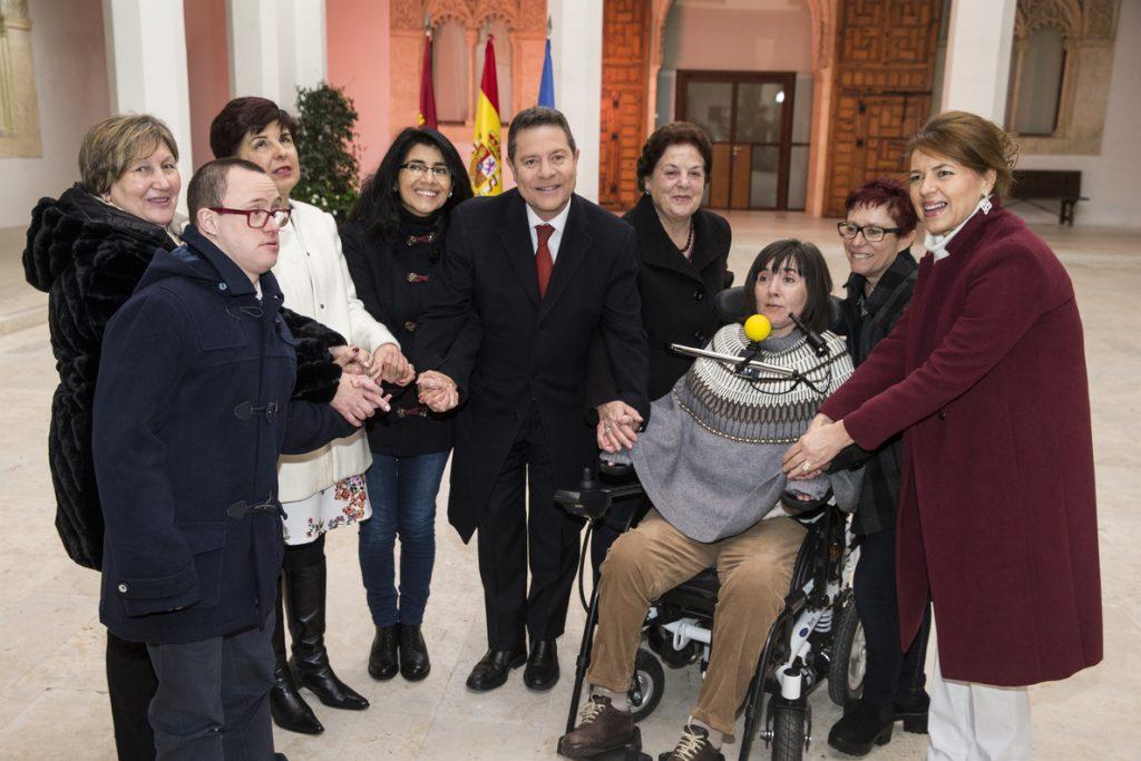 Page cree que la mayoría de ciudadanos de C-LM «entienden y apoyan» su defensa de España y de igualdad de oportunidades