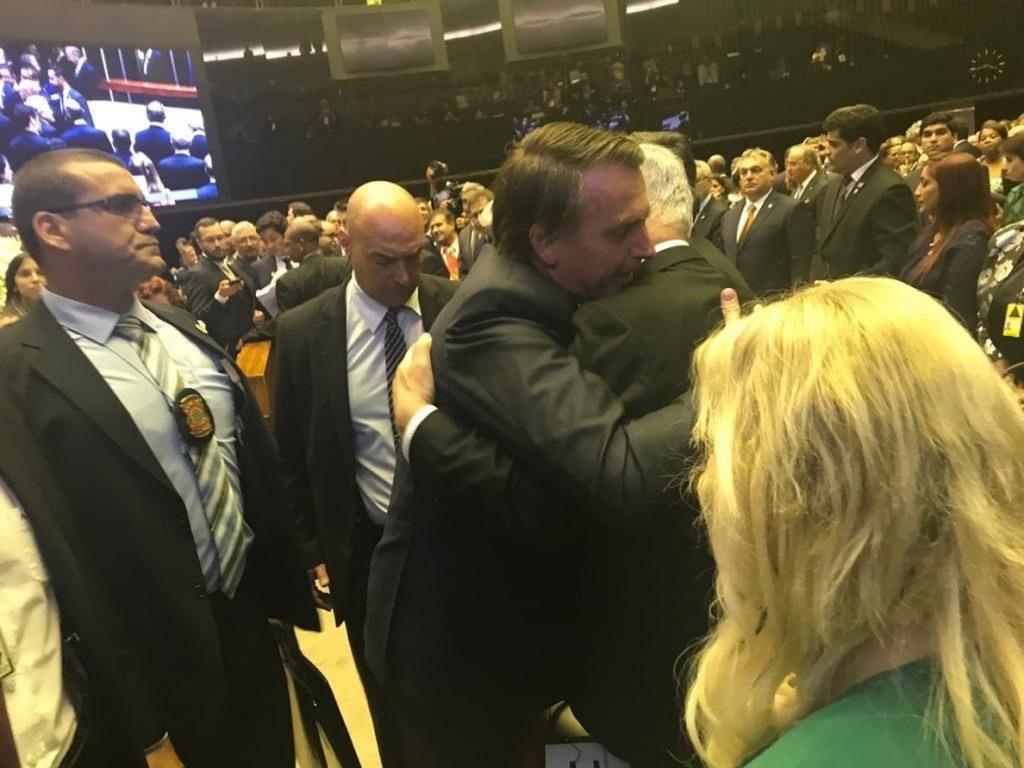 Netanyahu felicita a su «buen amigo» Bolsonaro tras tomar posesión como nuevo presidente de Brasil