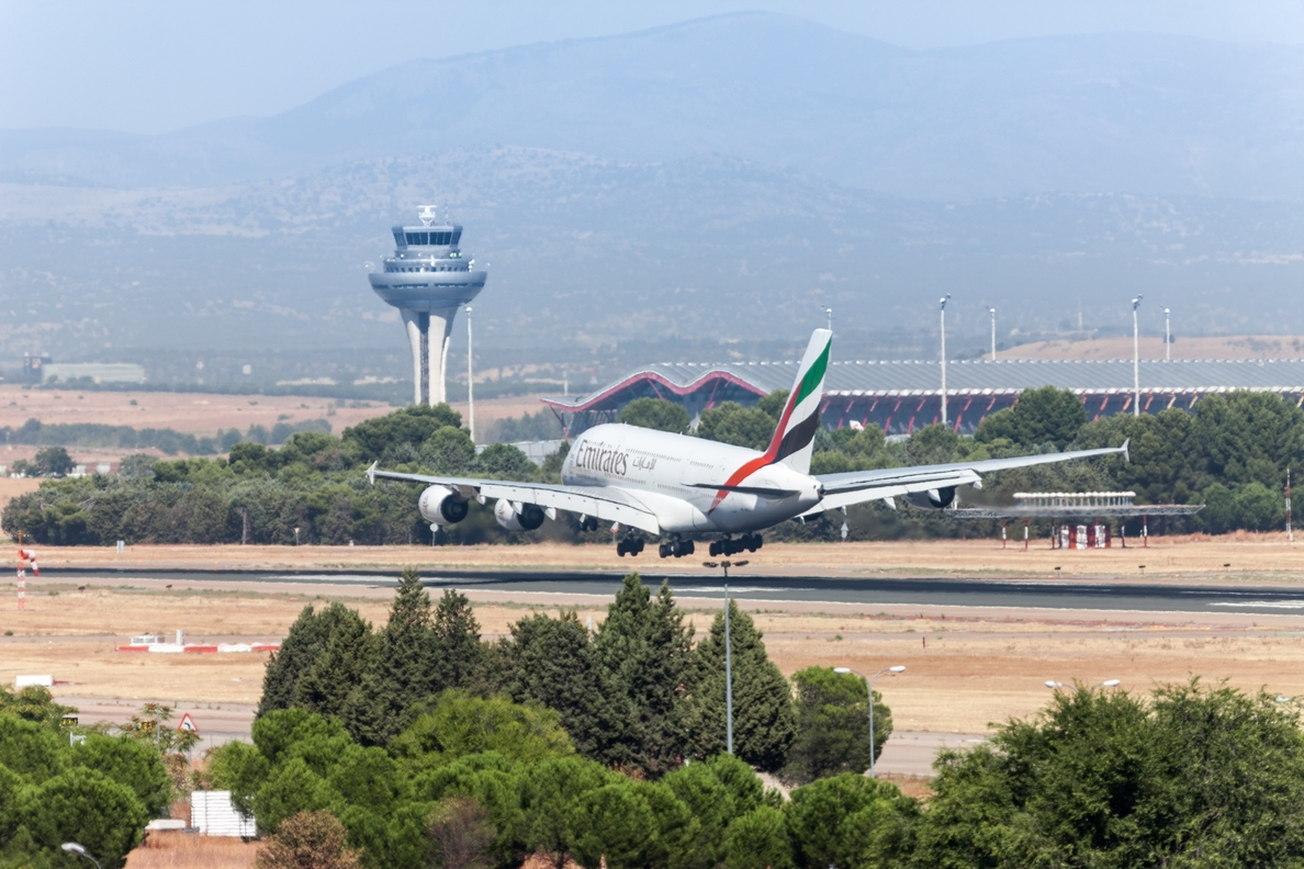 La llegada de pasajeros aéreos internacionales crece un 71% en un mes, con Alemania como principal emisor