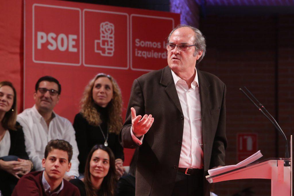 PSOE sería el partido más votado en la Comunidad de Madrid y Vox entraría en la Asamblea, según un sondeo de Telemadrid