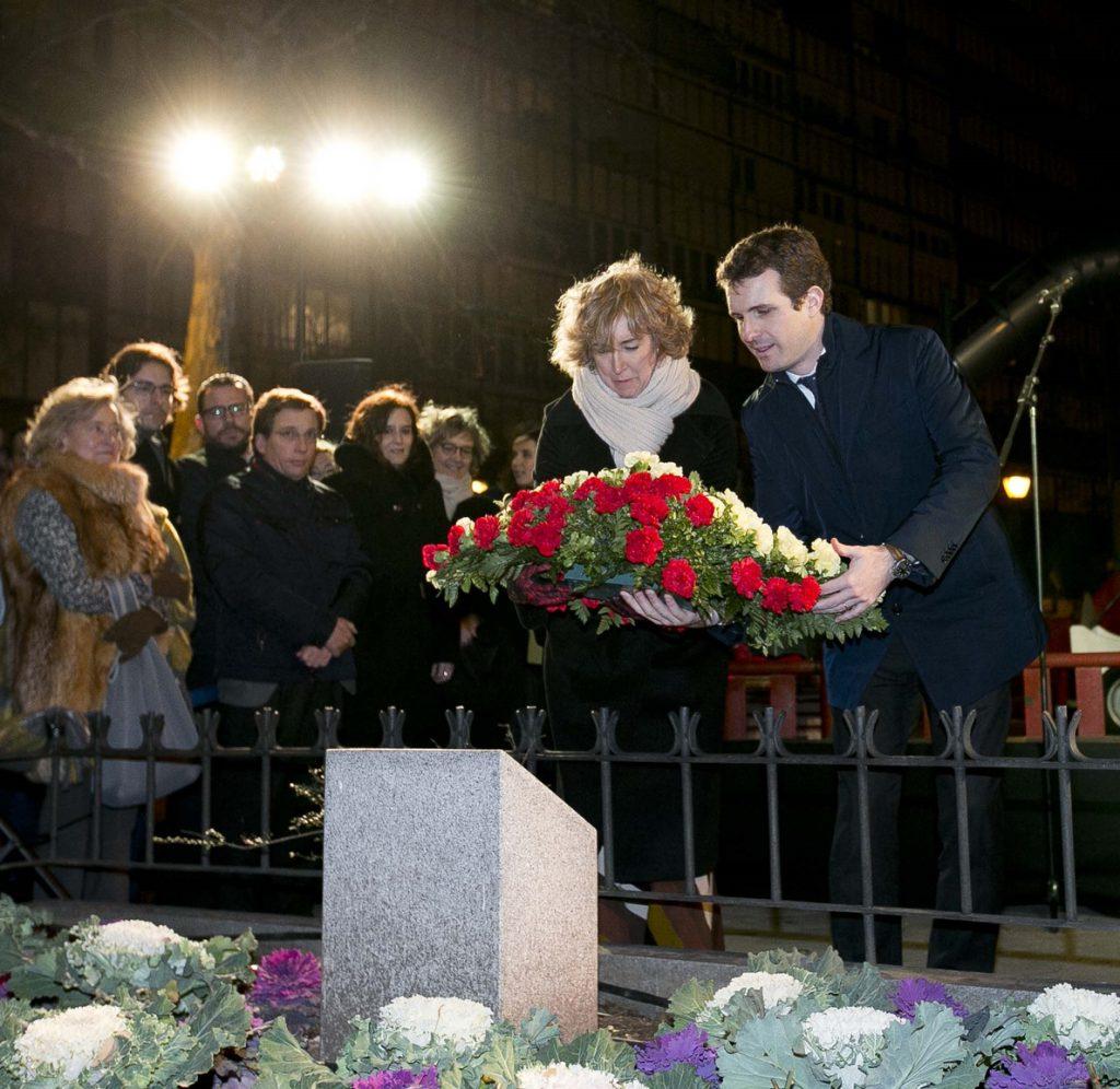 Casado lamenta la puesta en libertad de 'Mikel Antza' cuando se cumplen 24 años del asesinato de Gregorio Ordóñez