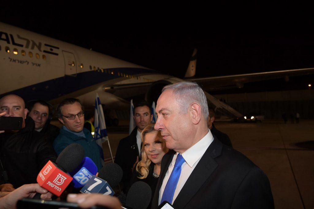 Netanyahu confirma que Israel estuvo detrás de los bombardeos ejecutados el lunes en Siria