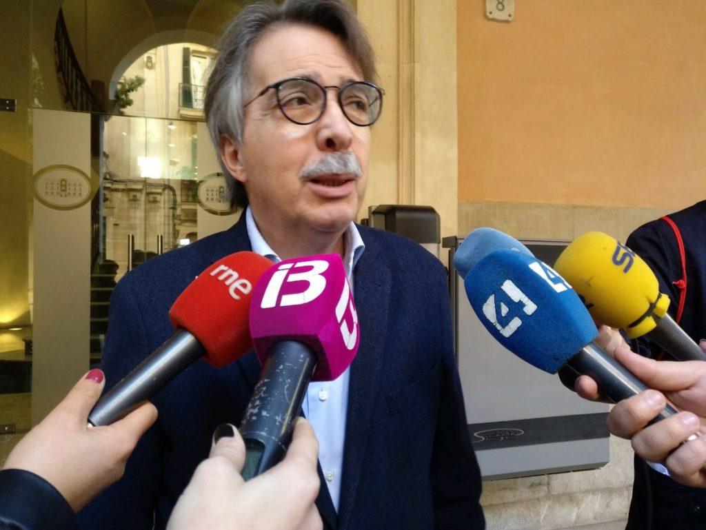 Pericay se presenta a las primarias de Ciudadanos para ser el candidato a la Presidencia del Gobierno de Baleares