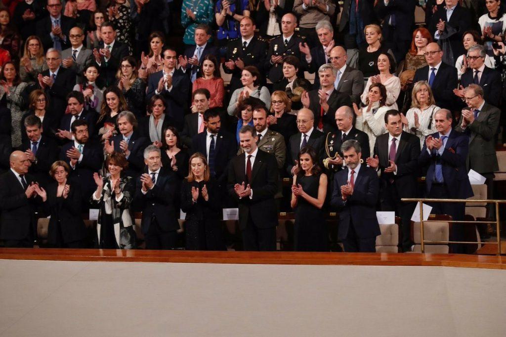 Los Reyes Felipe y Letizia presiden el XVII concierto 'In Memoriam' en homenaje a las víctimas del terrorismo