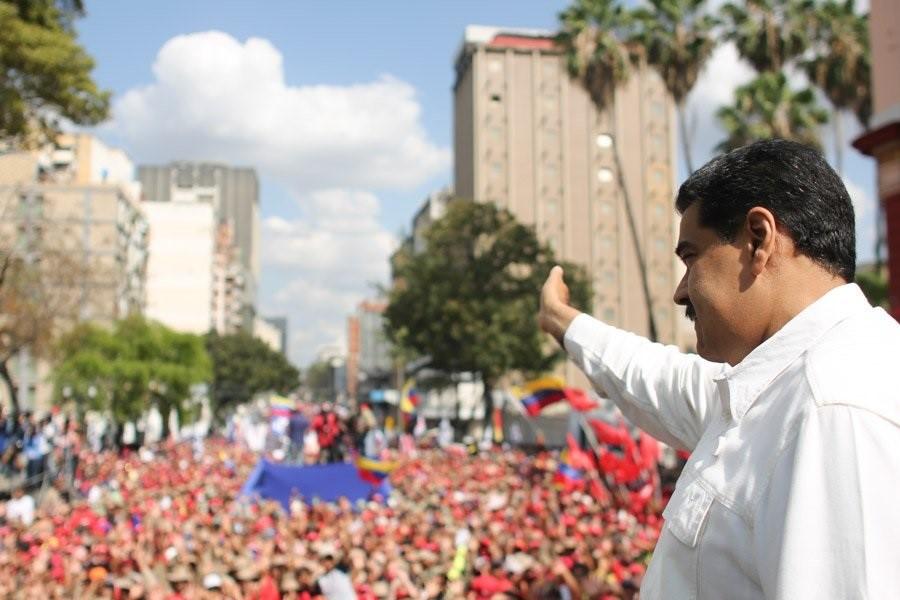 Maduro denuncia el uso de tecnología de EEUU para la «guerra eléctrica» contra Venezuela
