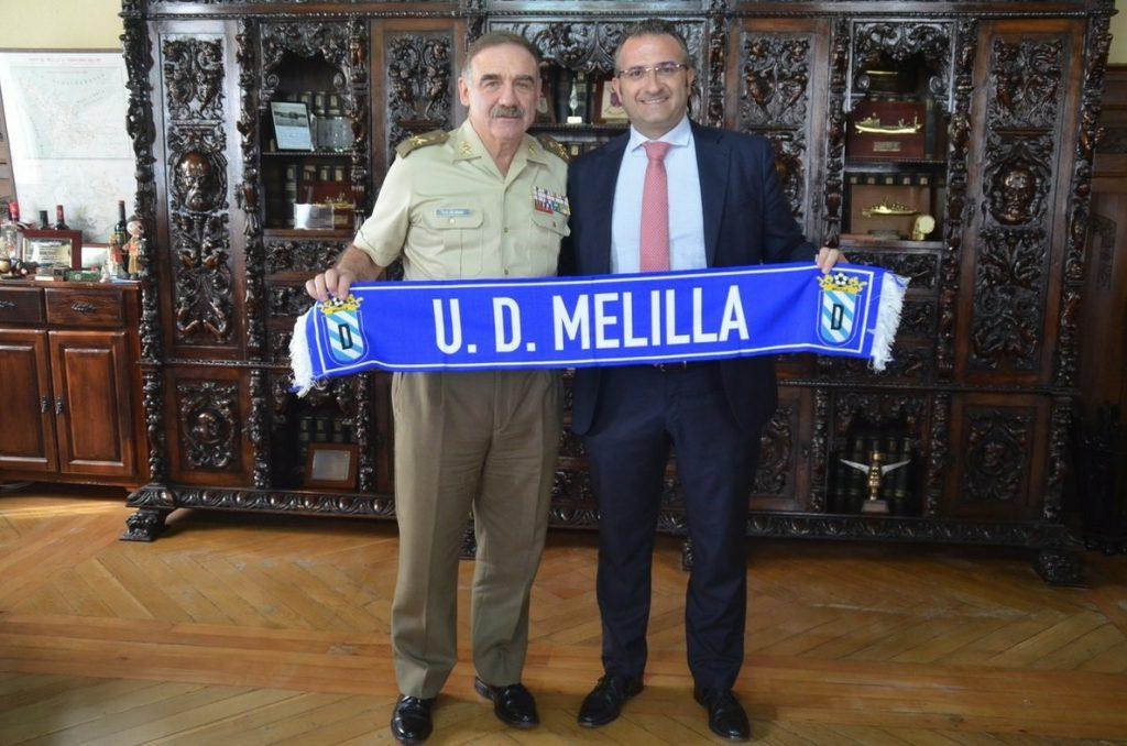 El ex comandante general de Melilla será cabeza de lista del PP en la Ciudad Autónoma
