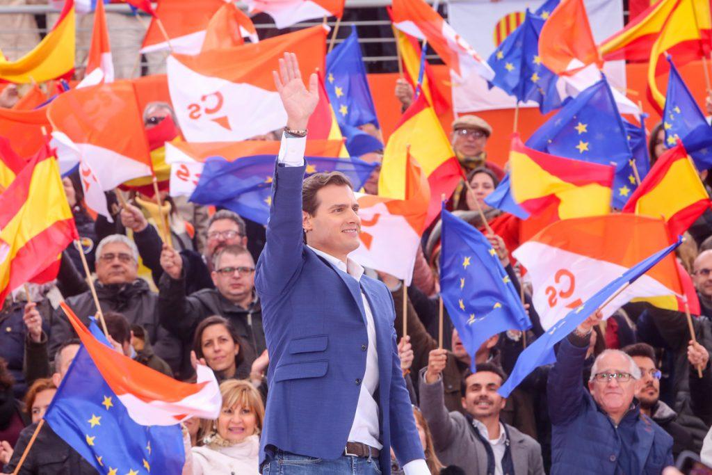Rivera «prefiere» un gobierno sin Vox aunque no descarta su apoyo «siempre que no condicionen» sus políticas