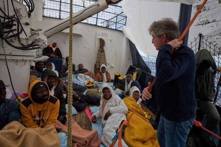 Sea Eye reclama una «solución rápida, política y humanitaria» para el 'Alan Kurdi' en el Mediterráneo