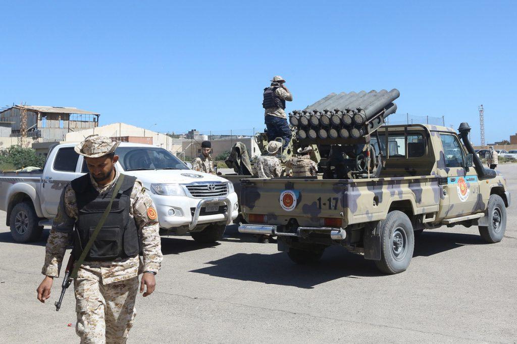 La ONU dice que 1.800 niños necesitan ser evacuados «de forma urgente» por los combates en Libia