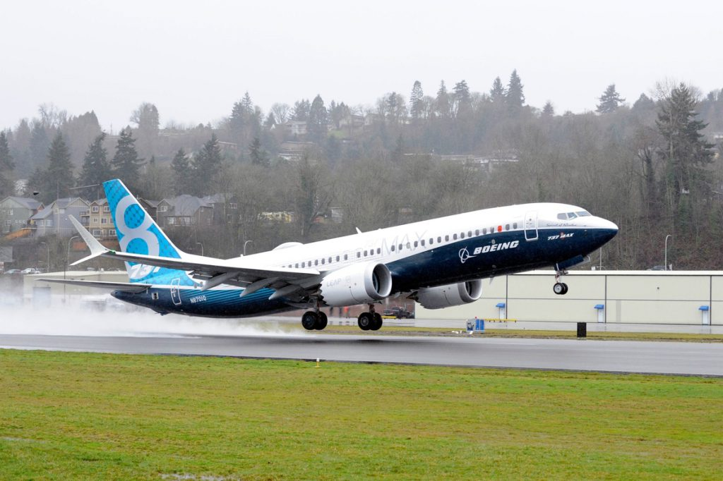 Boeing subraya que no desactivó «intencionadamente ni de otro modo» el sistema de alerta del 737 MAX
