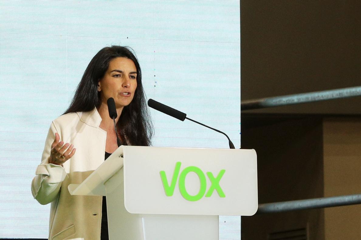 Vox votará a favor de la investidura de Ayuso y llevará al CIS de Tezanos a los tribunales