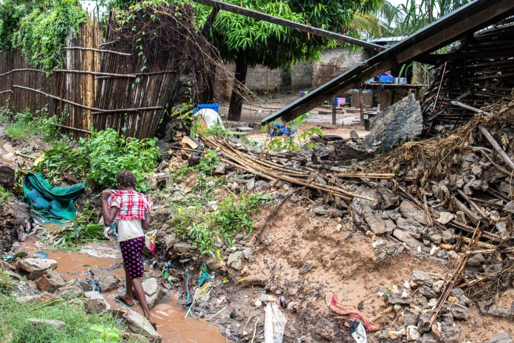 UNICEF alerta del impacto del cambio climático en los niños y habla de «una tendencia preocupante»