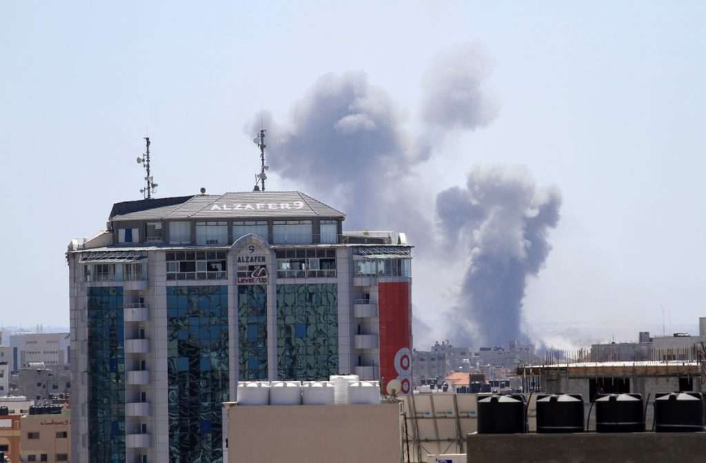 Turquía denuncia el bombardeo israelí sobre la sede de la agencia de noticias oficial turca en Gaza