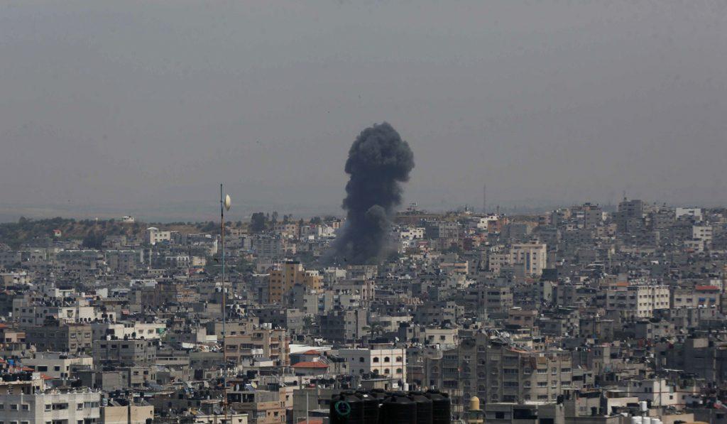 El Ejército israelí bombardea 40 objetivos más en Gaza en las últimas horas