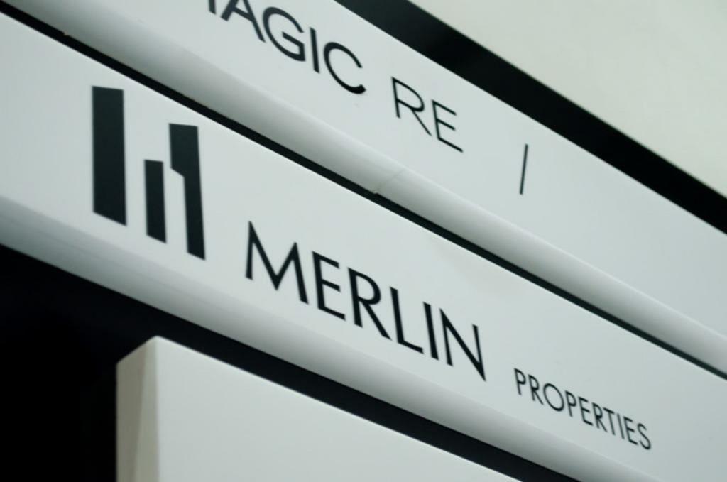Merlin Properties gana 60,1 millones a marzo, un 47% menos, por extraordinarios