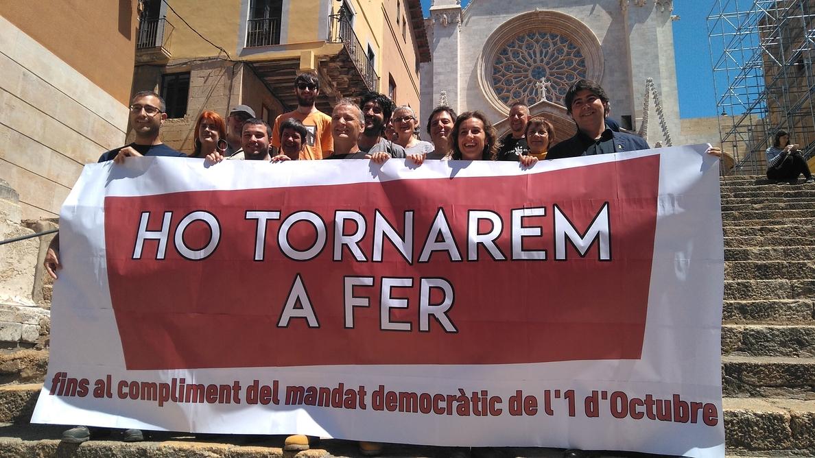 Un juzgado de Tarragona archiva la causa a 39 personas por cortes de vías en la huelga del 8N