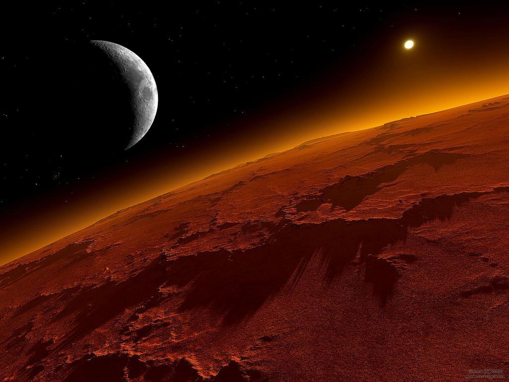 Una empresa española ofrece ensayar la vida en Marte durante 100 días por un precio de 10.000 euros