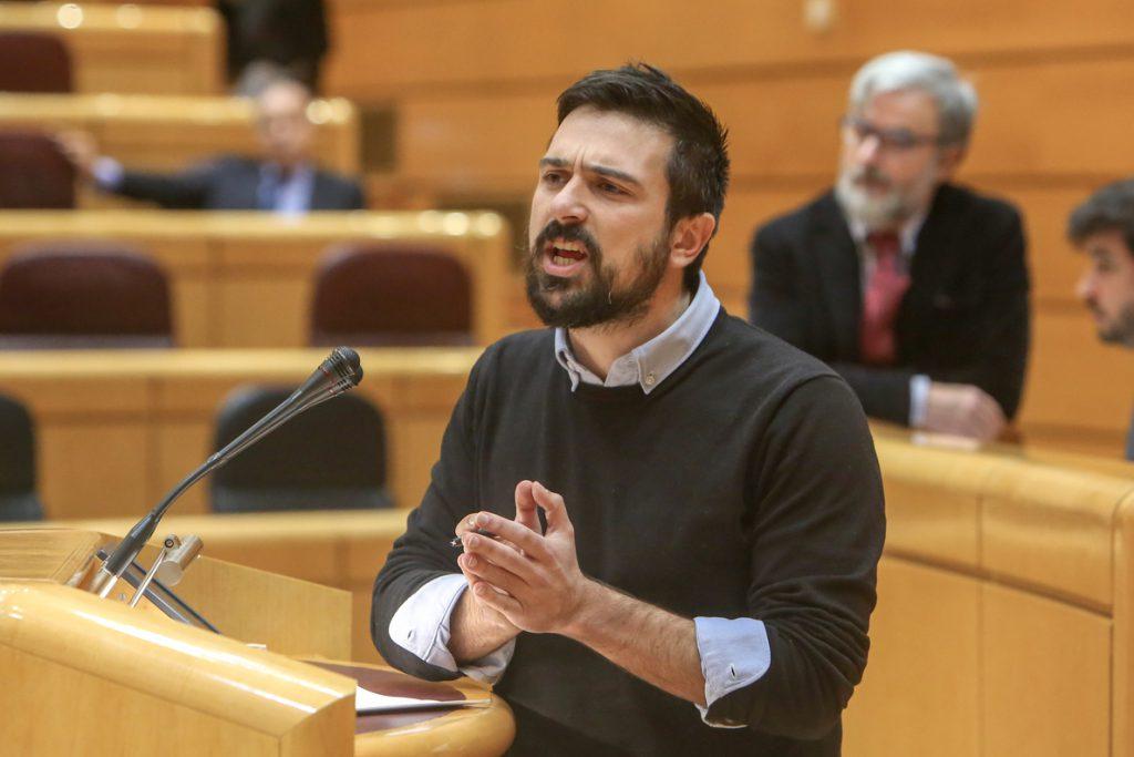 Espinar pide un Vistalegre III y carga contra la dirección de Podemos por eliminar la «pluralidad» del partido
