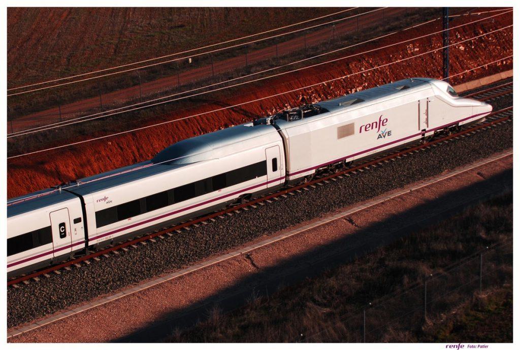 (AMP 2) El AVE llegará a Granada el 26 de junio