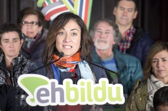 ERC recompone su grupo del Senado tras la suspensión de Romeva con la incorporación de una senadora de EH Bildu