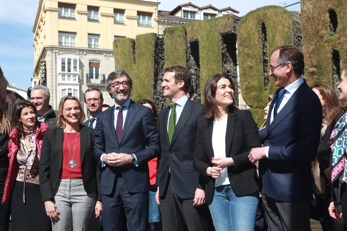 »Génova» quita hierro a que PP vasco quiera marcar perfil propio pero debe ser dentro de un discurso nacional coherente