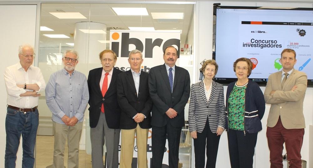 La Real Academia Española acogerá el 12 de junio la entrega de los premios »Es de libro» a escolares de toda España