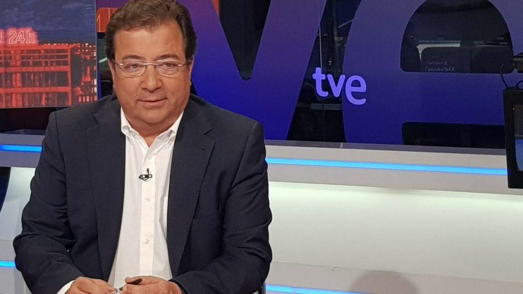 Vara sobre los pactos en Cáceres y Badajoz: «Cuidado con decisiones tomadas desde Madrid que la gente no entienda»