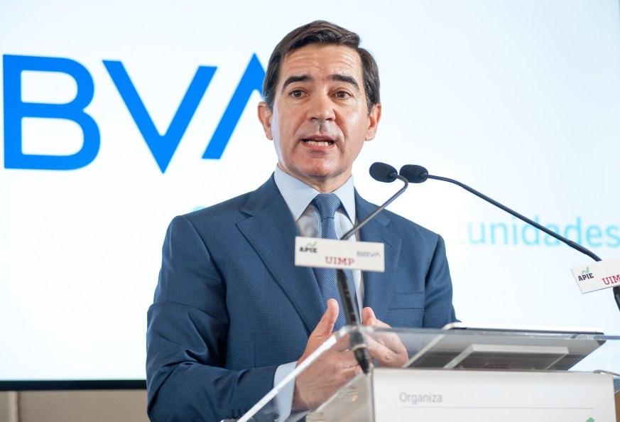 BBVA rebaja a 130 millones el impacto positivo de la cartera de »tóxicos» vendida a un fondo canadiense
