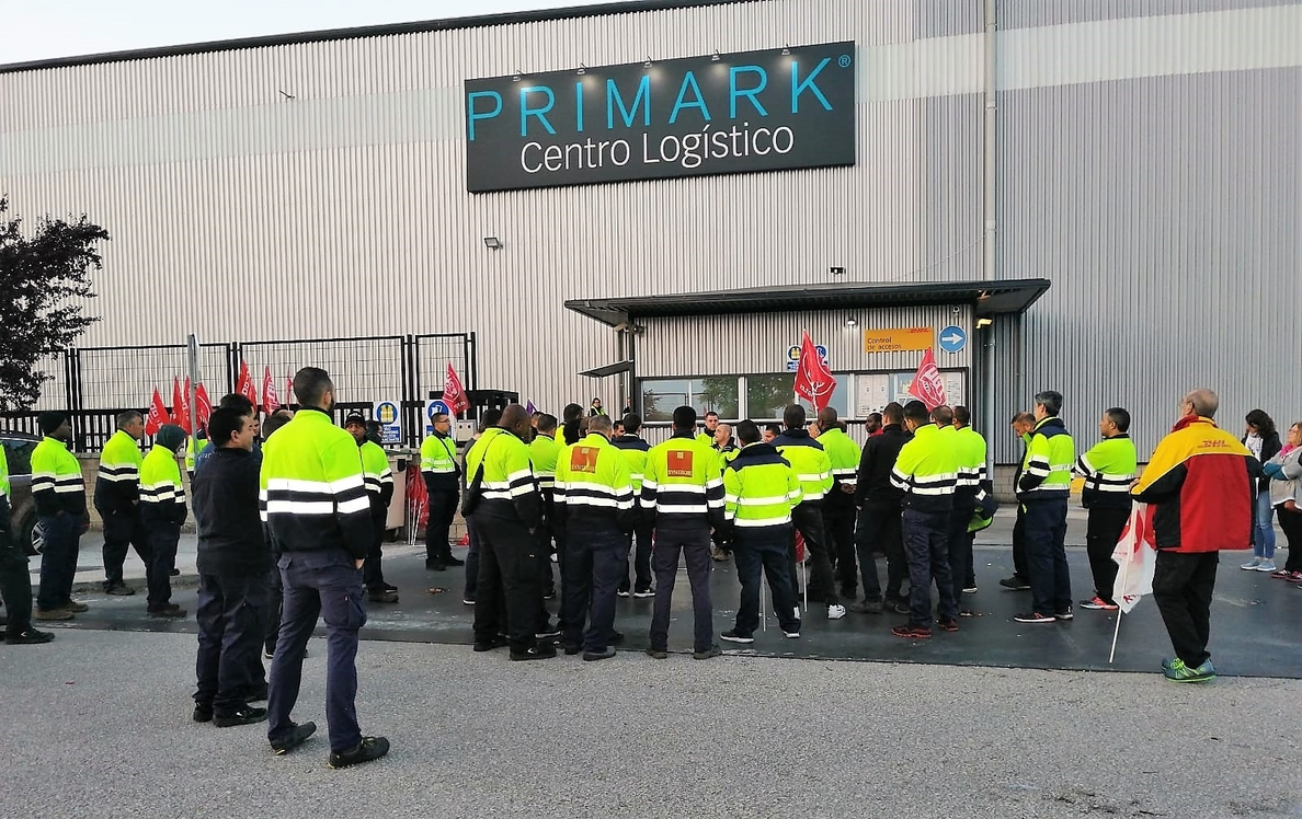 Desconvocada la huelga en DHL-Primark Torija a la espera de reunirse este lunes con la dirección