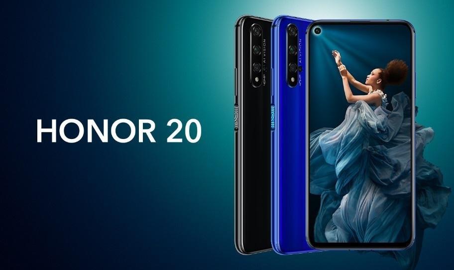 Honor 20 finalmente llegará a España a principios de julio