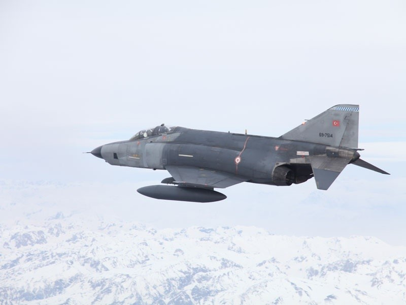 Turquía «neutraliza» a 58 miembros del PKK en las últimas cuatro semanas de bombardeos en Irak