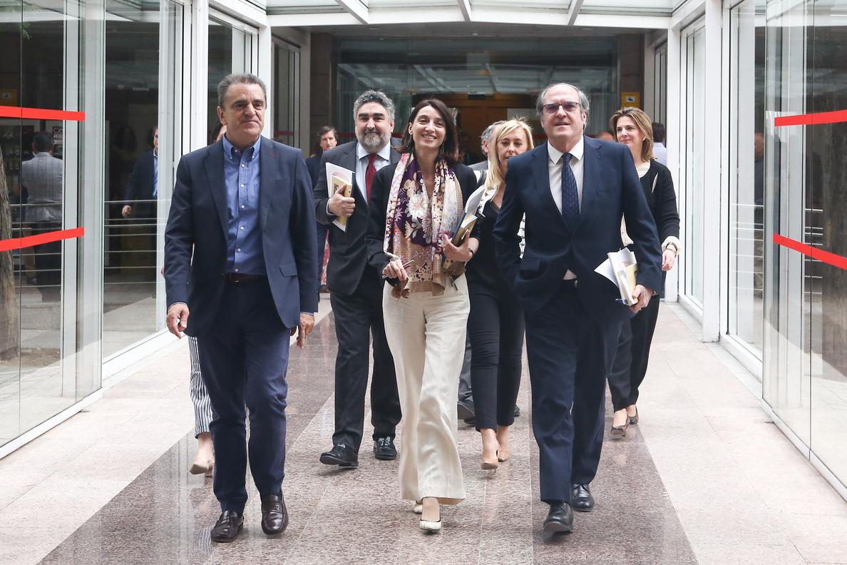 PSOE registrará este lunes en la Asamblea una petición de información sobre el expediente de Avalmadrid