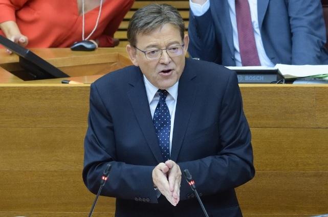Puig no ve problema en que Iglesias esté en el Gobierno pero aclara: 'Los ciudadanos no lo han decidido'
