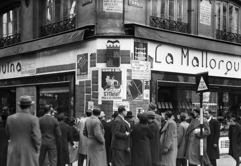 La Mallorquina:  125 años de la mítica pastelería de la Puerta del Sol