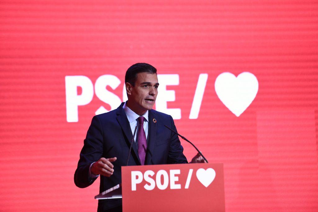 El PSOE ofrece un pacto programático a Podemos pero rechaza el Gobierno de coalición
