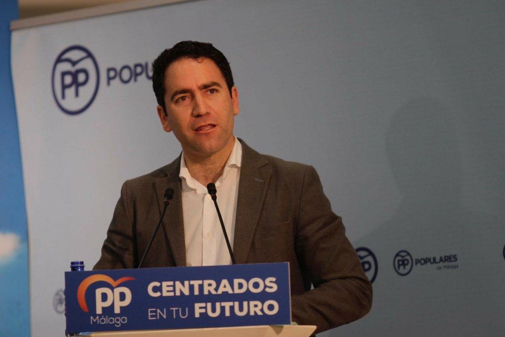 El PP reitera su «no» a la investidura de Pedro Sánchez