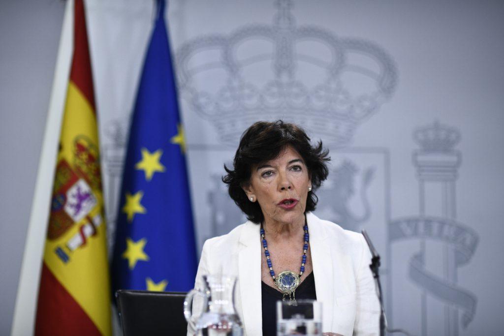 El Gobierno ofrece una coalición con cualquier dirigente de Podemos menos con Iglesias