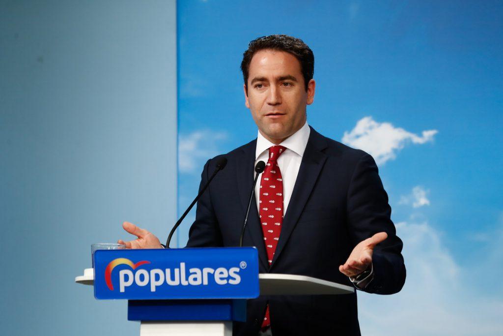 El PP reconoce que no quiere elecciones pero insiste en que no facilitará la investidura