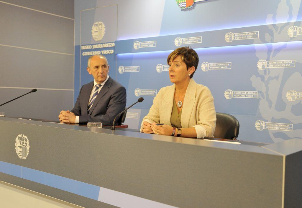 El Gobierno vasco ofrece a Pedro Sánchez la colaboración del PNV