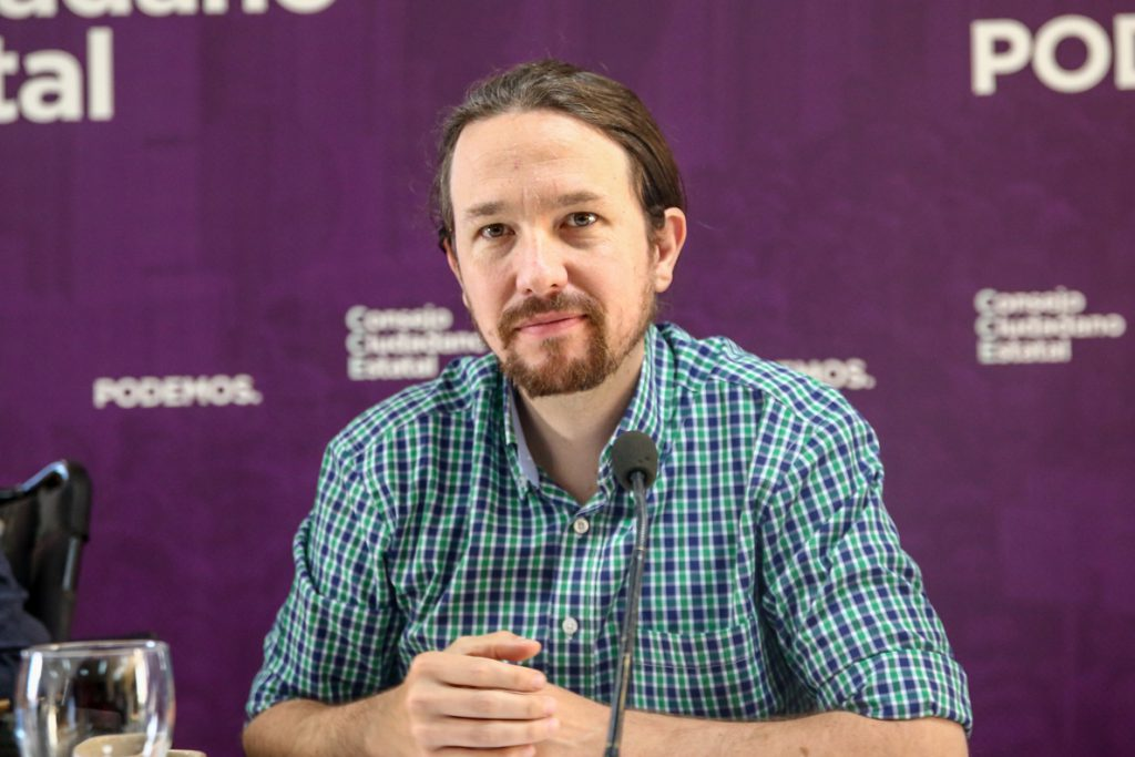Podemos celebra la victoria de Fernández de Kirchner en Argentina