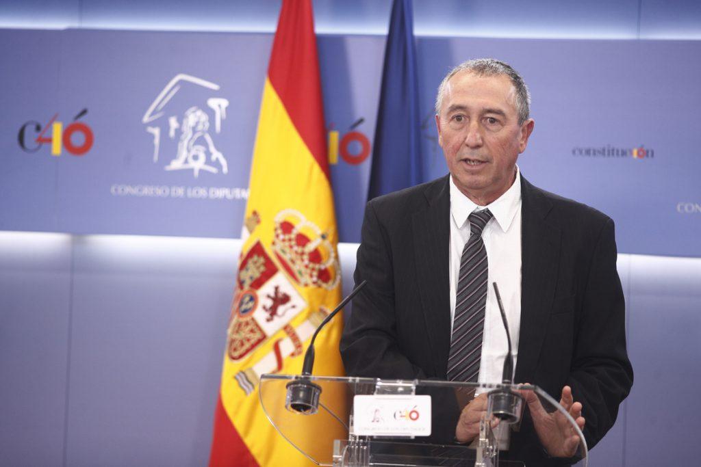 Compromís exige un acuerdo escrito para votar a Sánchez