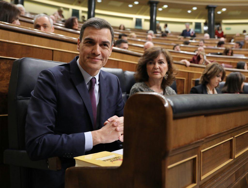 El PP exige la comparecencia de todos los ministros de Sánchez en el Congreso