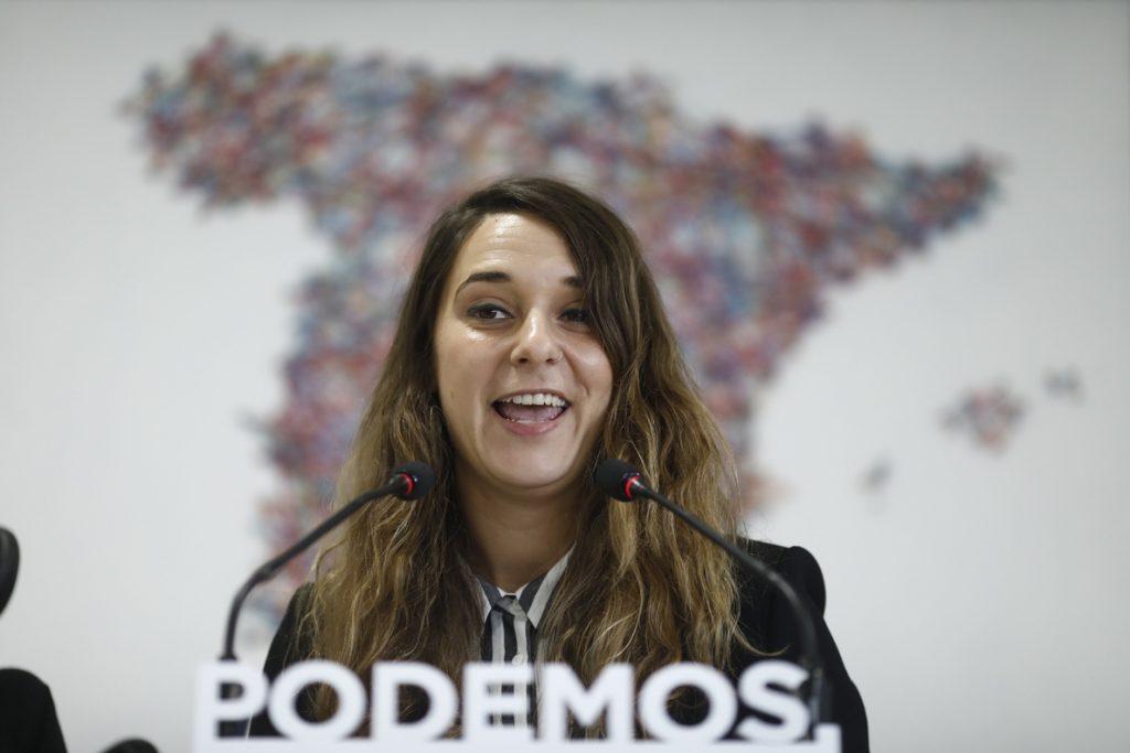 Podemos al PSOE: «Si retoman donde se dejó en julio, «en cuestión de horas hay acuerdo»
