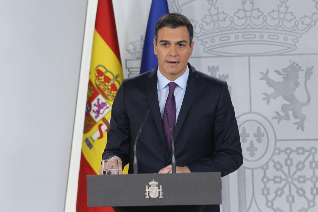 Sánchez insta a Iglesias a renunciar a la coalición