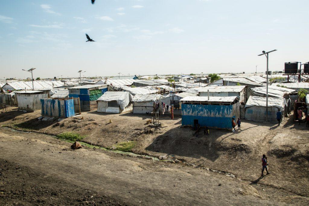 Sudán del Sur: más de la mitad del país lucha por sobrevivir