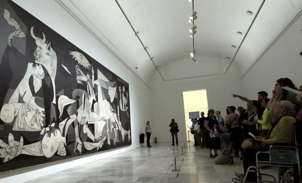 La ONU retira de su web su texto sobre el tapiz del Guernica tras la denuncia de un diputado del PSOE