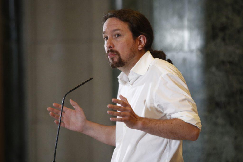 Iglesias sólo apoyará a Sánchez si acepta la coalición y se replanteará la abstención si hay acuerdo PSOE-Cs