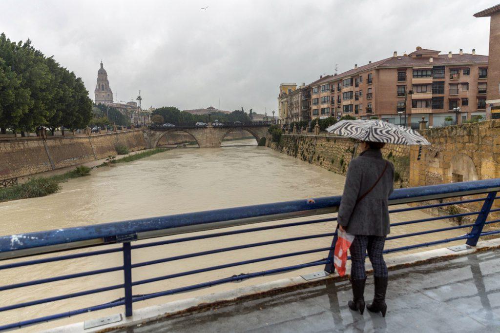 Las inundaciones en Murcia causan casi 14.000 siniestros